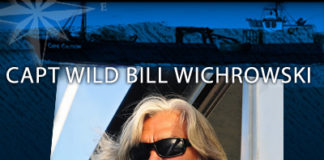 PointClickFish.com Saltwater Radio Show welcomes Captain Wild Bill Wichrowski