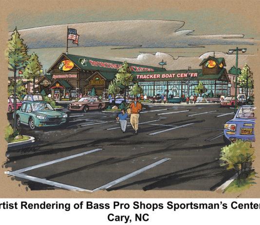 Bass Pro Shop Cary, NC