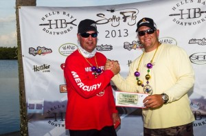 2nd Place Team Cheap Rum 2013 Salty Fly Tournament