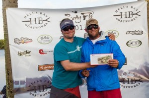 4th Place Team Strip N Feed Research 2013 Salty Fly Tournament