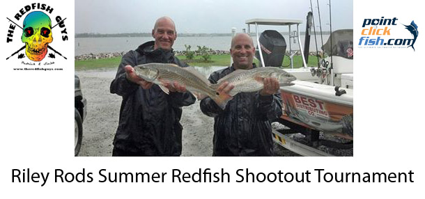Riley Rods Summer Redfish Shootout Tournament - Sneads Ferry, NC