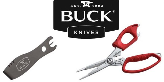 Buck Knives Splizzors Fishing Nippers