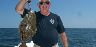 Chad Canteen wot a nice Ocean Flounder