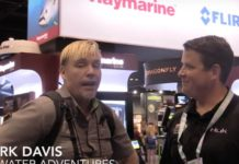 Mark Davis BigWater Adventures - Raymarine