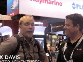 Mark Davis BigWater Adventures - Raymarine