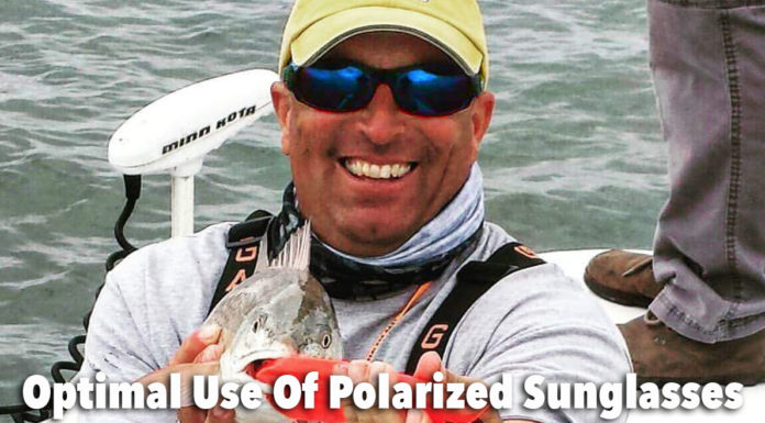 Optimal Use Of Polarized Sunglasses While Sight Casting For Schools Of Redfish – Learn From The Pros