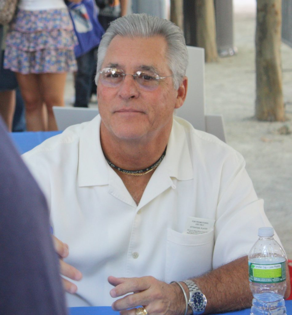 New York Yankee Great Bucky Dent