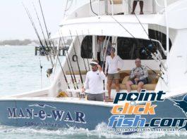 Man-e-War Wins 2017 Key West Challenge