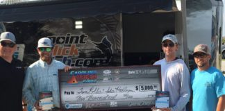 Team Smokey Burnout Wins 2015 Carolina Redfish Series Event 2