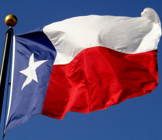 Texas Flag - Hurricane Harvey Sportfishing Recovery Fund