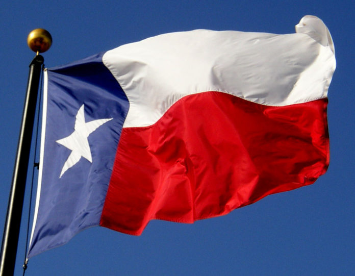 Texas Flag - Hurricane Harvey Sportfishing Recovery Fund
