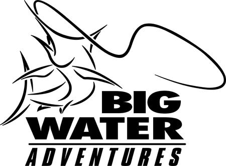 BigWater Adventures Logo