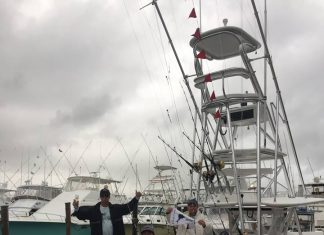 Silver Sailfish Derby Winners Southern Run