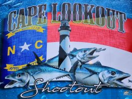 Cape Lookout Shootout Series Announces 2019 Expansion