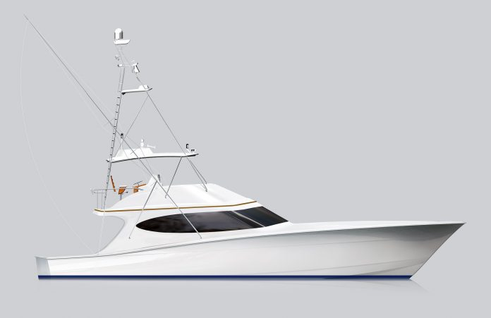 GT-59 Hatteras Yachts