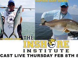 Inshore Institute Fishing School