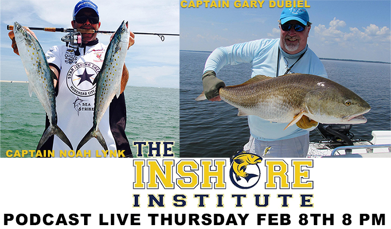 Inshore Institute Fishing School