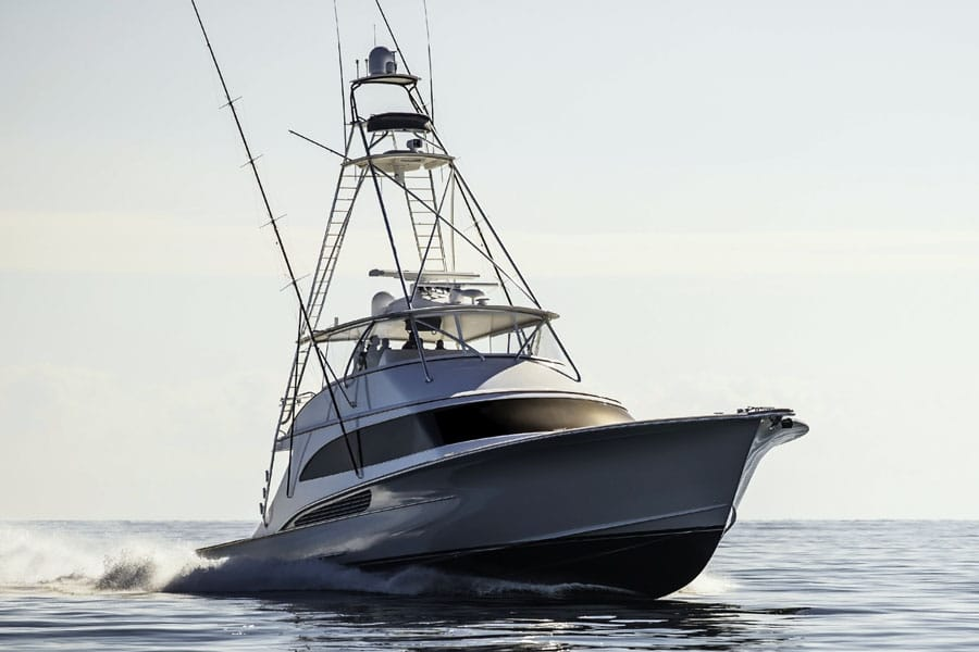 90 JARUCO - Jarrett Bay Boatworks