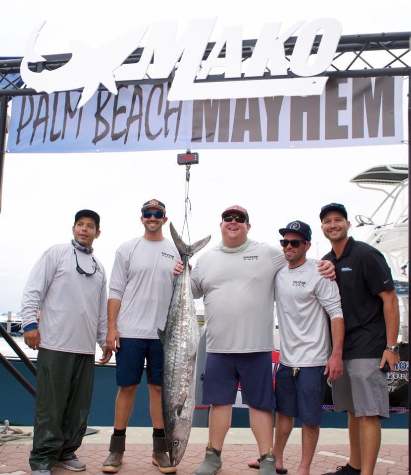 Team Solution - Palm Beach Meat Mayham Winners