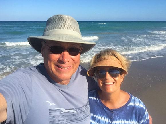 Photo courtesy of Bob and Shelly Stowe of Jupiter, Florida.