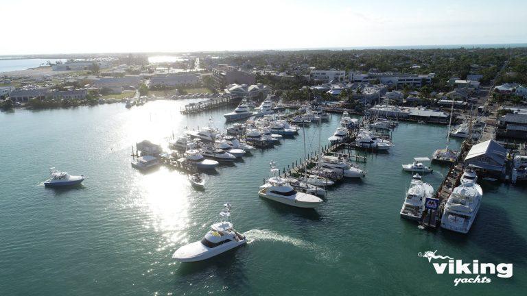 2018 Viking Key West Challenge Final Leaderboard