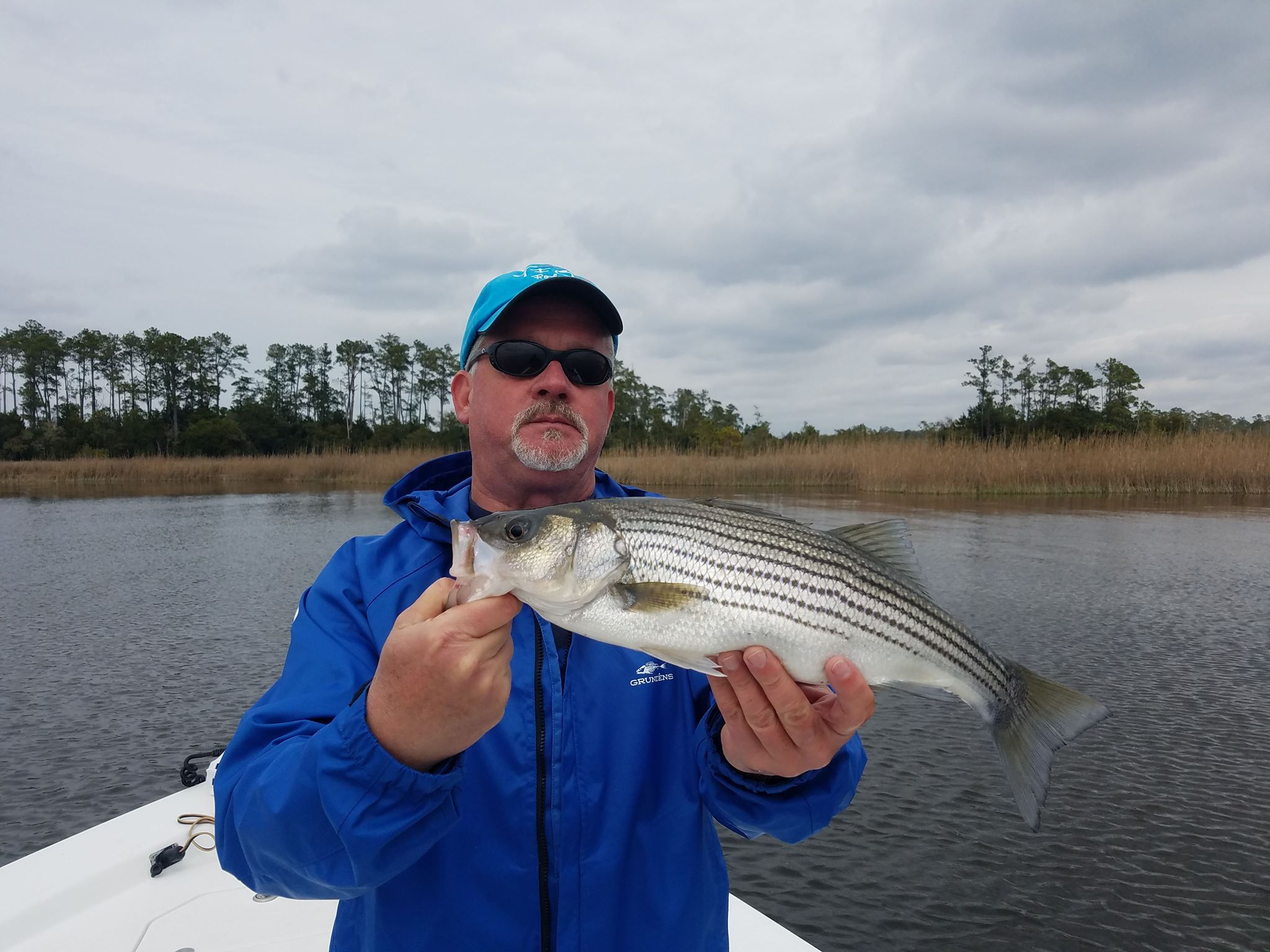 Neuse river fishing report april 19 2018 for Neuse river fishing report