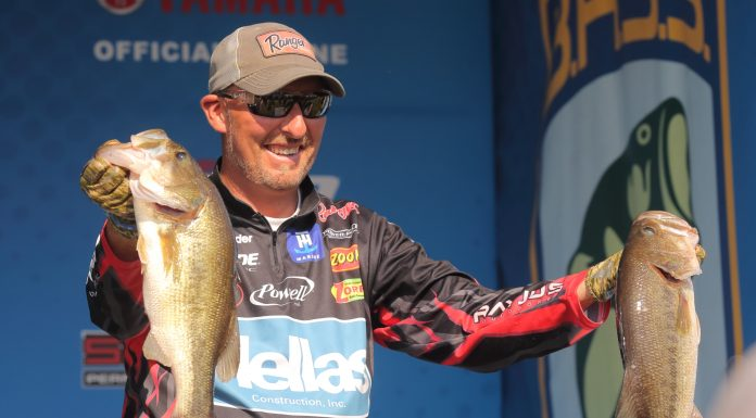 Day 4 Champion Wesley Strader Elite Kentucky Lake, TN 2018