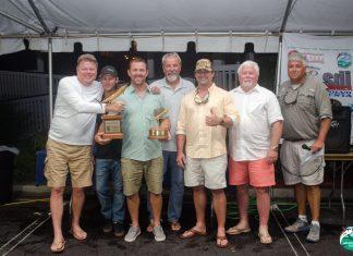 2018 Georgetown Blue Marlin Tournament Winners MISTER PETE