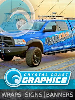 Crystal Coast Graphics