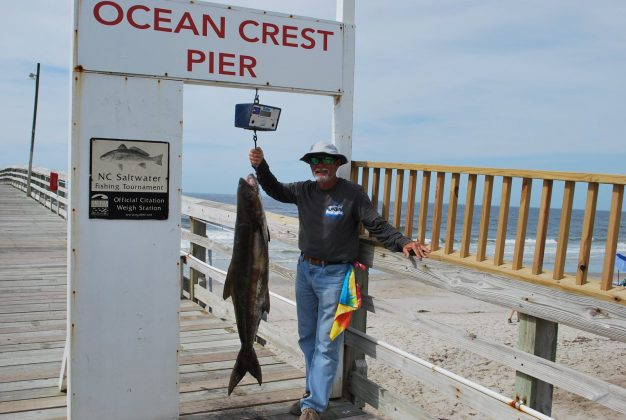 David Ross - 51 LB 4 OZ Cobia OCP 05-05-18