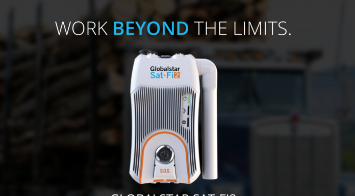 Globalstar Sat-Fi2