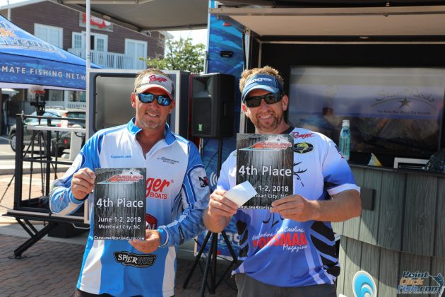 2018 CRE 4th Place - Fishn4life - Cronk/Patterson