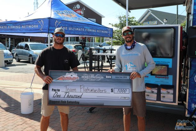 2018 CRE Day 2 Down East Offroad BIG Fish Award -