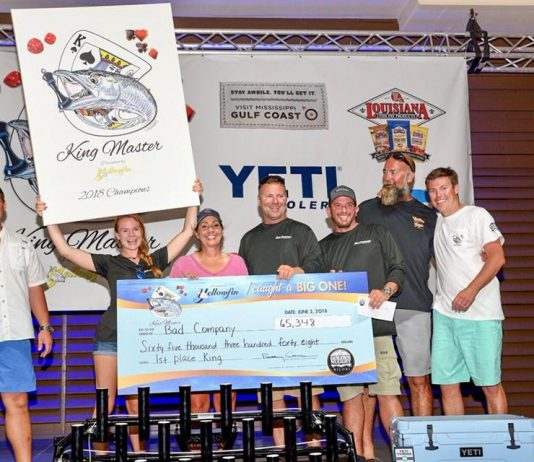 Bad Company wins 65348 in the 2018 King Master presented by Yellowfin
