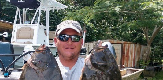 Neuse River Fishing Report June 2018