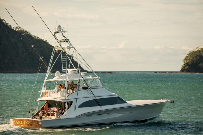 Juruco - Jarrett Bay Boatworks