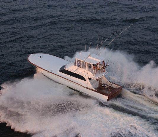 Sea Striker - 61 Jarrett Bay