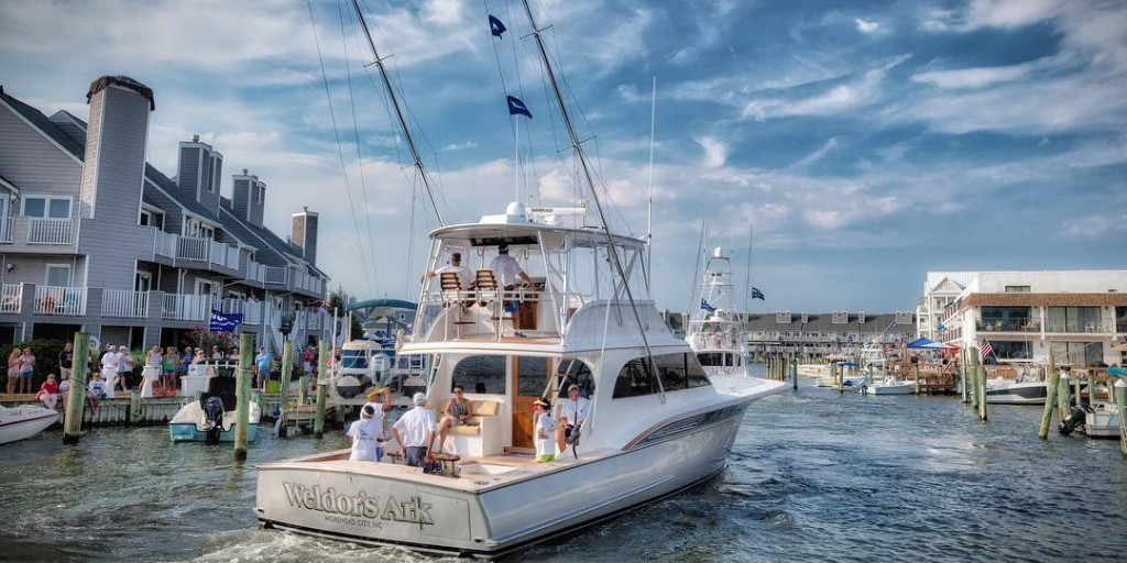 Weldor's Ark Wins White Marlin Open