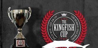 2018 Championship Trophy - The Kingfish Cup Top 30