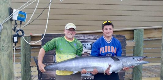 October 2018 Fishing Report - Atlantic Beach NC