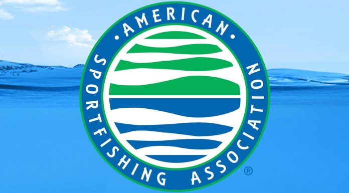 American Sportfishing Association Appoints New Officers