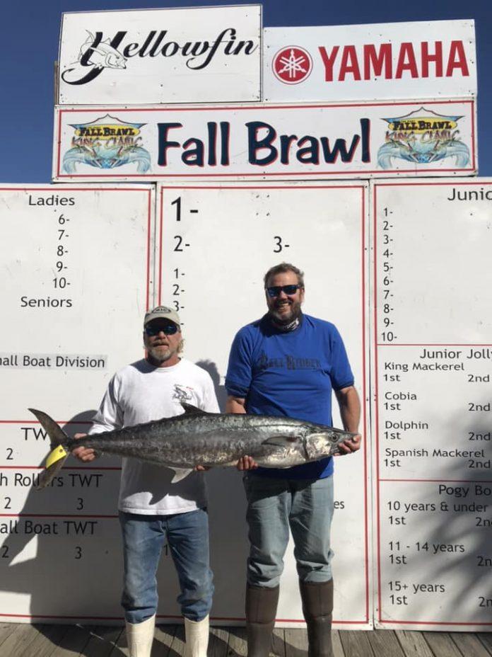 2018 Fall Brawl Winners