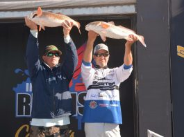 IFA Redfish Tour Championship Day 1 Leader Board