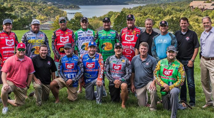 Major League Fishing Announces 80 Anglers Set for New Bass Pro Tour