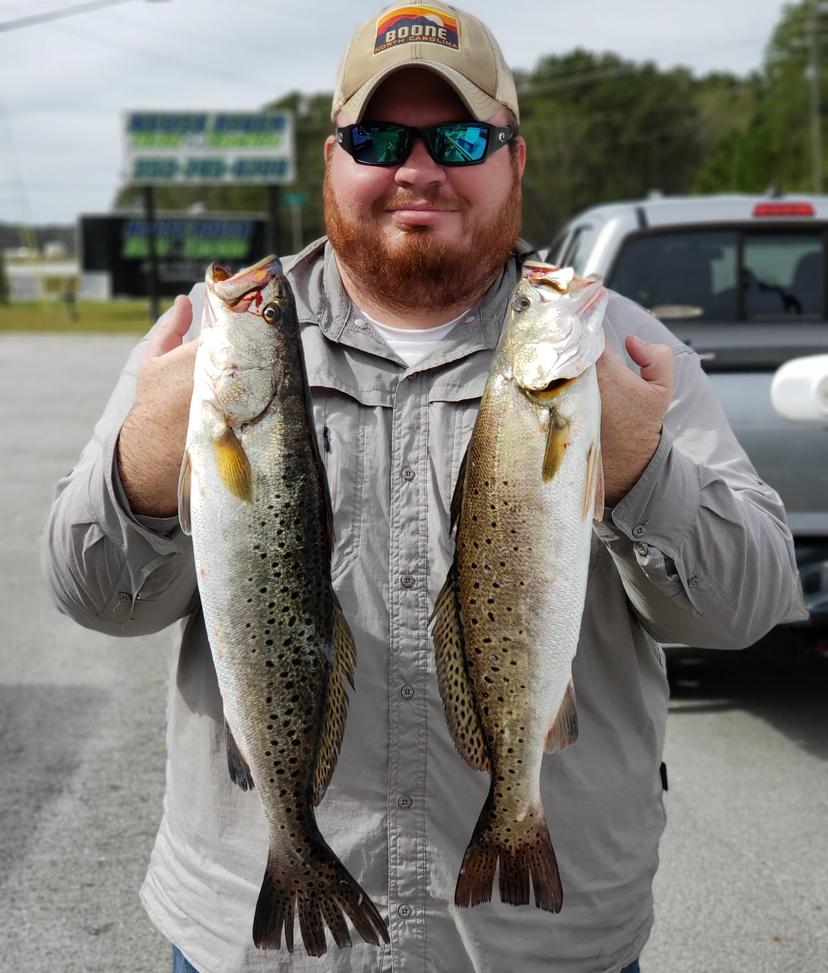 Neuse River Fishing Report