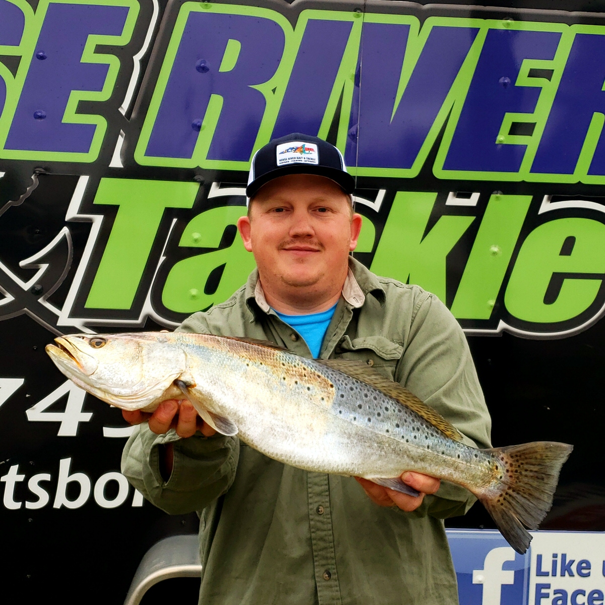 Neuse River Fishing Report - Trout