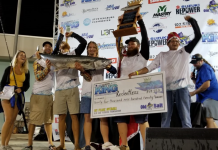 King of the Beach 2018 Fall Winners-Team Reelentless