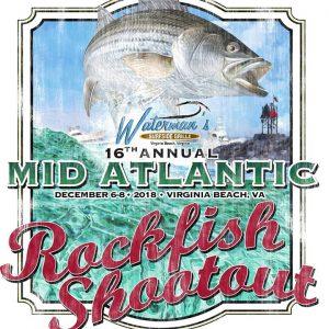 2018 Mid-Atlantic Rockfish Shootout logo