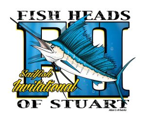 Fish Heads Sailfish Invitational of Stuart 2018 Logo