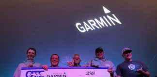 Oregon Tuna Classic Winners - Starboard Strong
